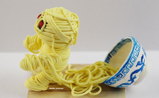 momie spaghettis madame patachou