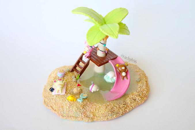 island polymer clay creative rachy