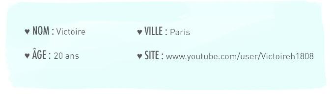 Présentation Victoire Winh8