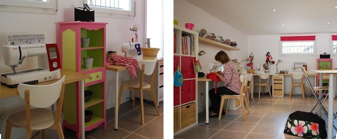 cours de couture antony. Black Bedroom Furniture Sets. Home Design Ideas