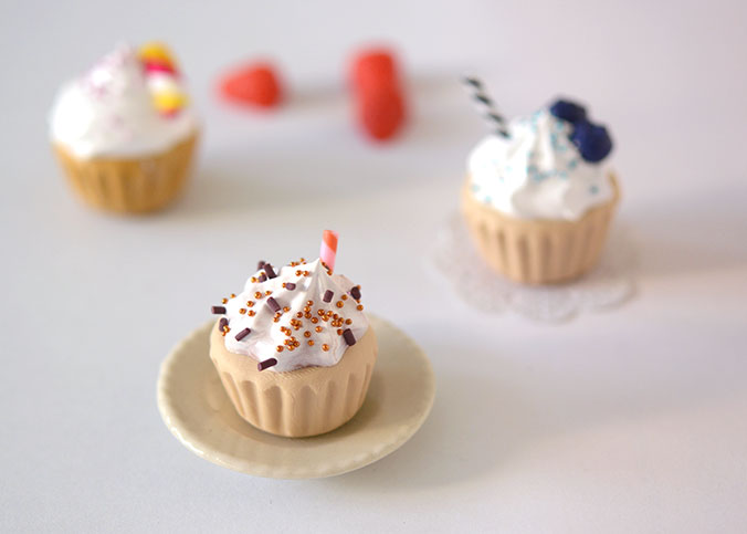 Cupcake-deco-3D
