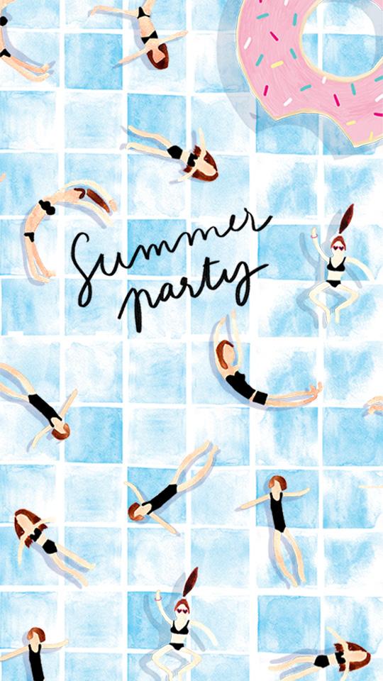 fond iphone 5 summer