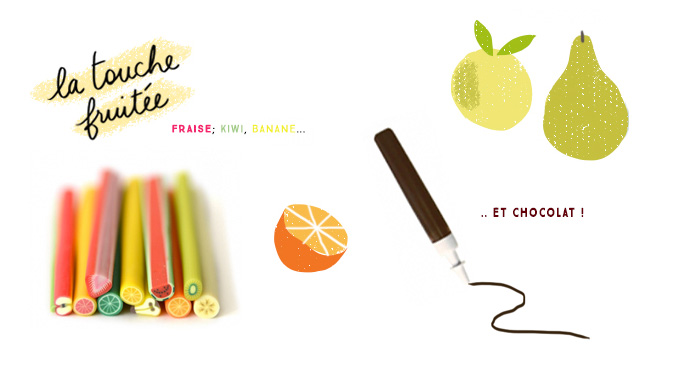 touche-fruits
