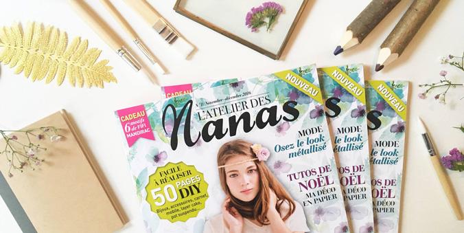 magazine DIY atelier des nanas