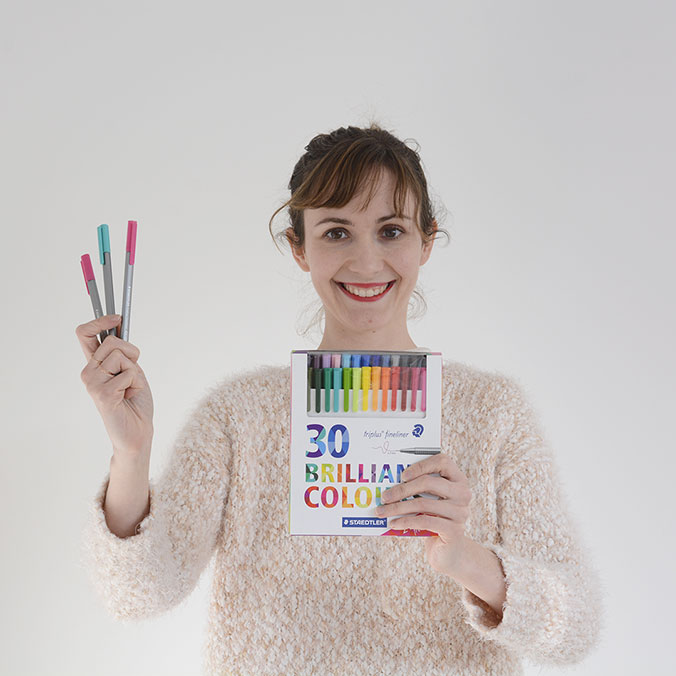 Laura-crayons