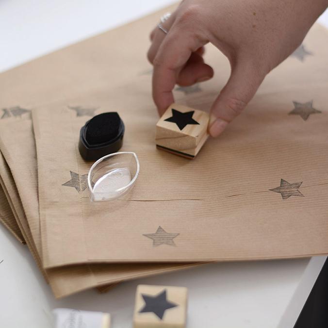 Goodie-tampon-étoile