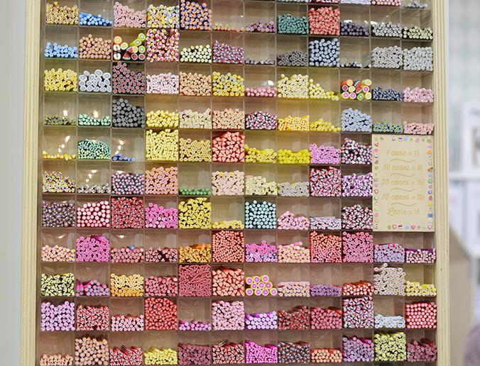 mur de canes la petites épicerie