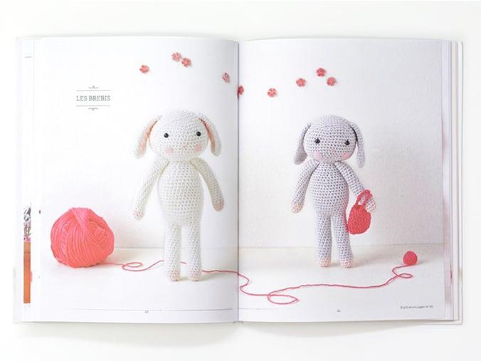 livre-les-doudous-d-agathe-rose-au-crochet-