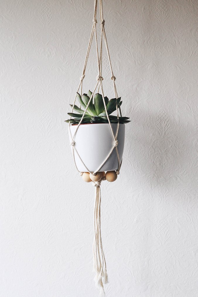 DIY-suspension-macrame-plante