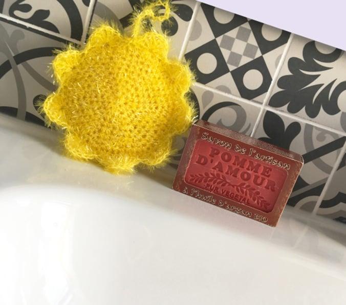 Eponge-soleil-Caro-tricote