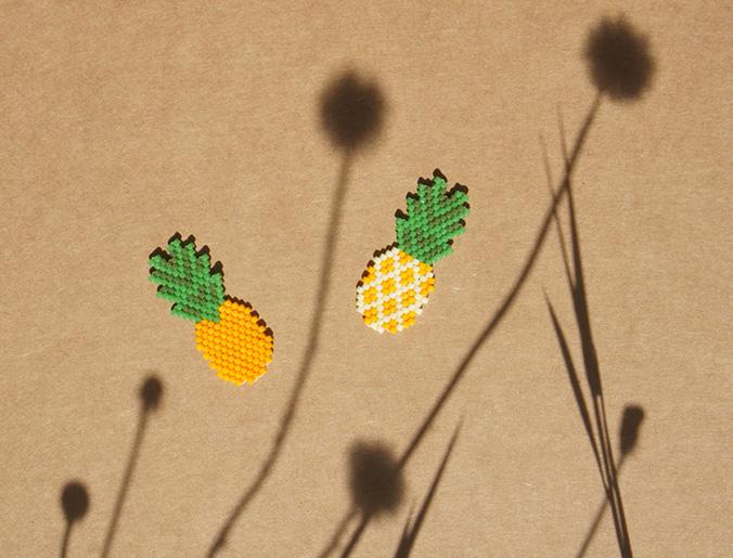 Ananas-(2)