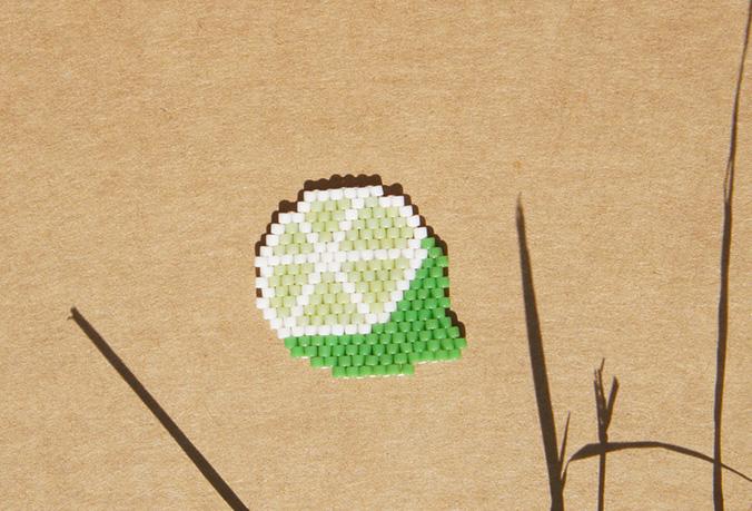 Citron-vert en miyuki