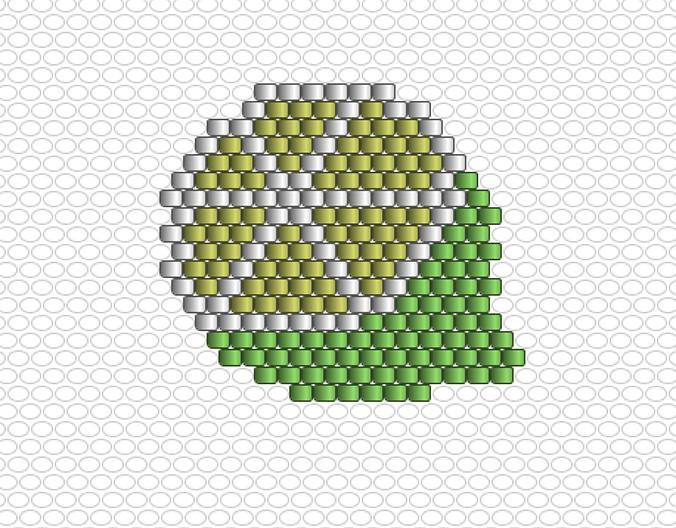 Citron-vert diagramme