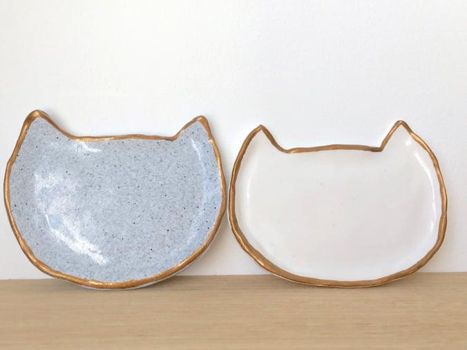 coupelles chat en cernit