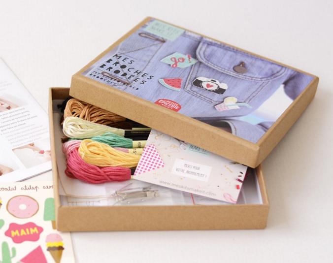 kit créatif de la petite épicerie