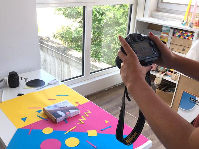 shooting photo produits