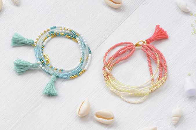 bracelets-perles-de-rocailles