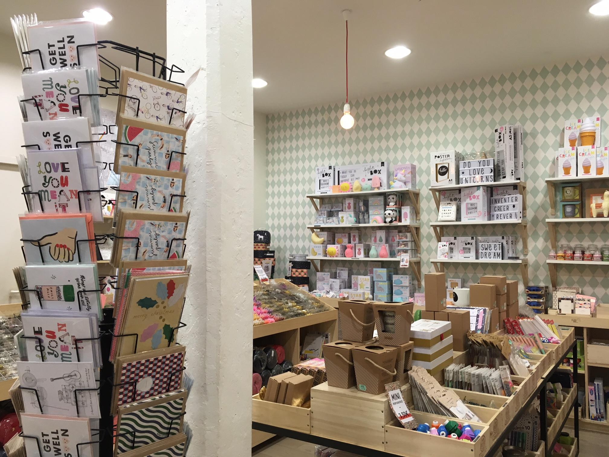 boutique créative paris marais