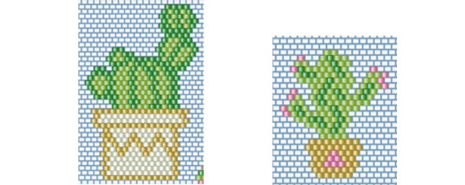 diagrammes-brickstitch-perles-miyuki-cactus