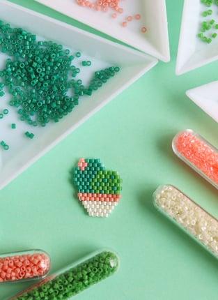 tissage-miyuki-brickstich-diagrammes-cactus