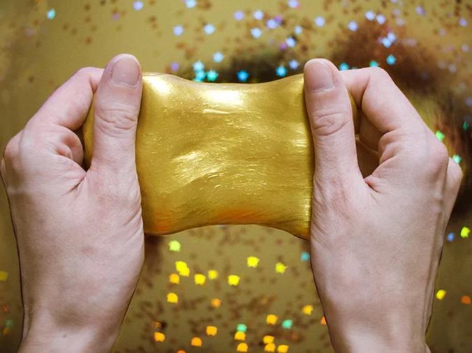 slime-gold-metal