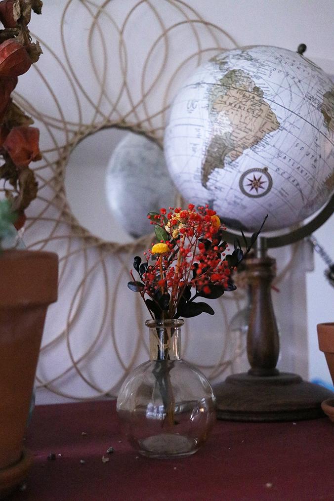 Fleurs-séchées-bouquet