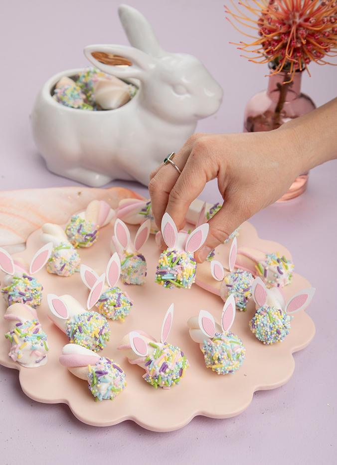 Recette pour pâques lapins